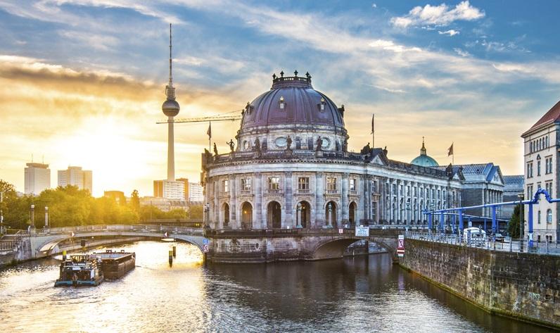 cidades da Alemanha - berlim