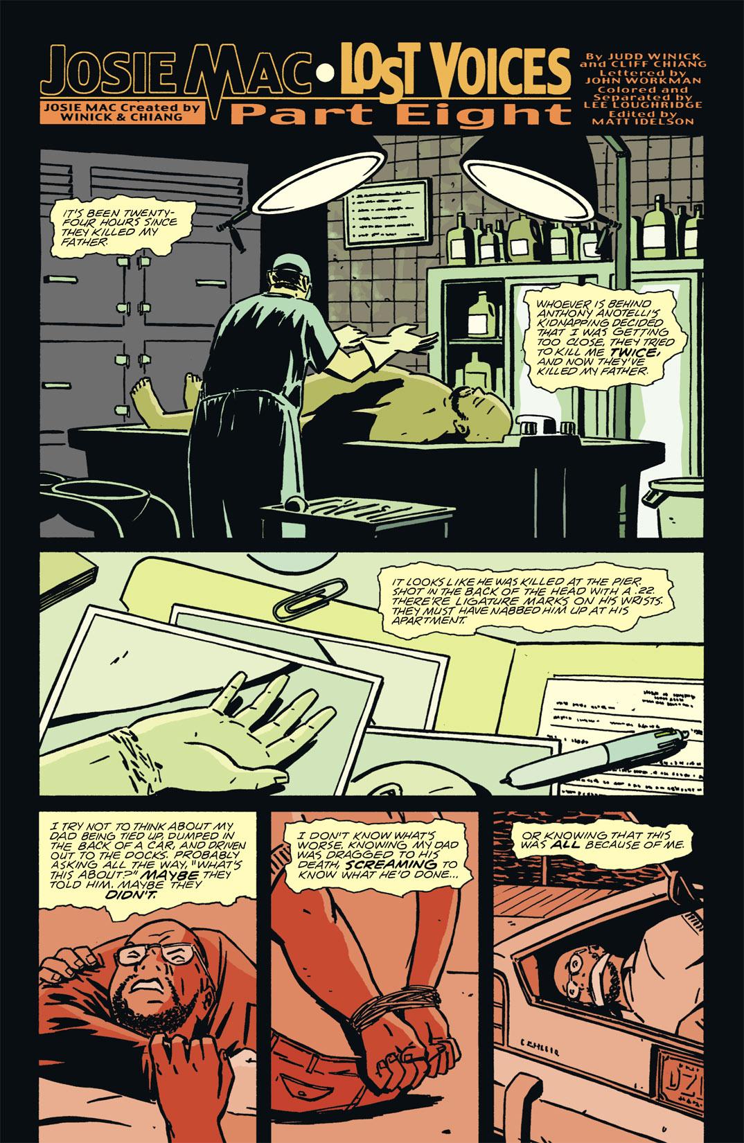 Detective Comics (1937) 770 Page 23