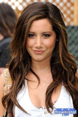 The life story of Ashley Tisdale, actress and singer Jewish American.