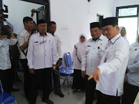 Kakanwil Kemenag Gorontalo Resmikan Gedung KUA Dumbo Raya