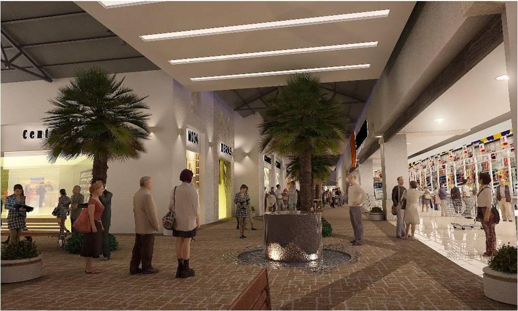 EL GUILA DEL RO LERMA Centro Comercial Galeras del Ro La Piedad una realidad