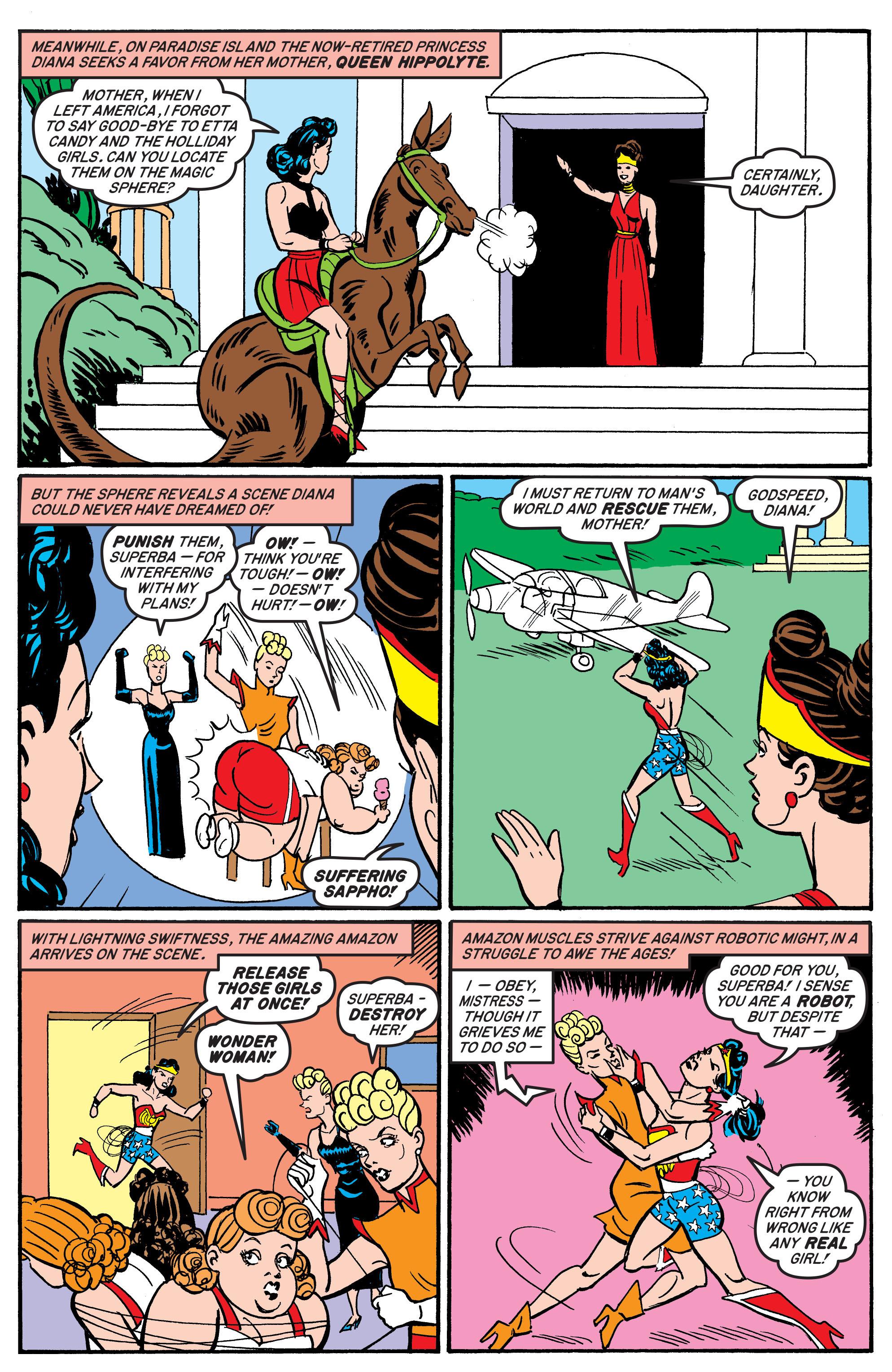 Read online Wonder Woman (1987) comic -  Issue #200 - 26