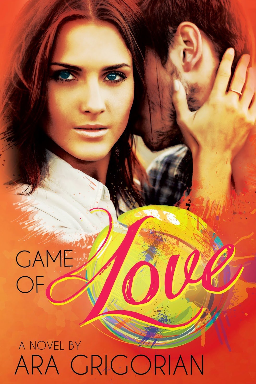 #CoverReveal: Game of Love by Ara Grigorian