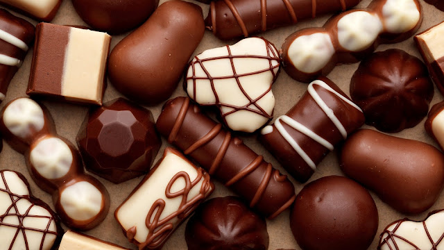 Chocolade en bonbons