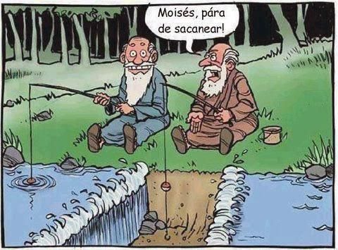 A pescaria