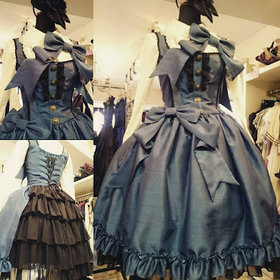 Japanese Lolita Brands for Western-sized Bodies
