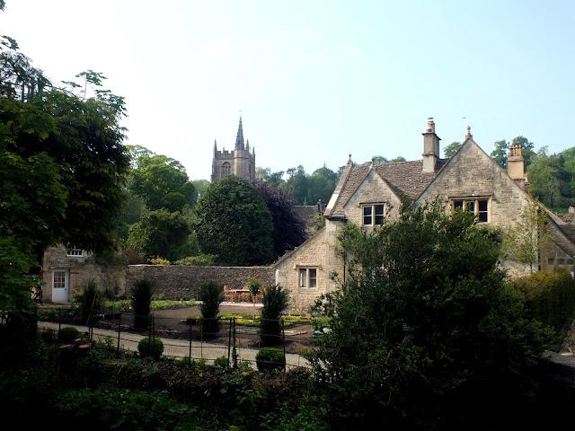 Castle Combe el pueblo más bonito de Inglaterra