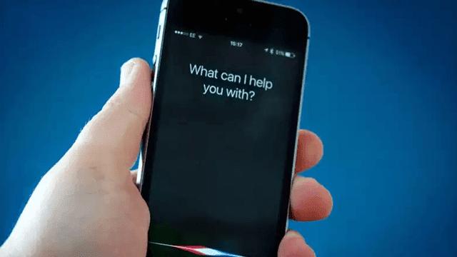 tuto-9 How to call a contact using Siri Technology