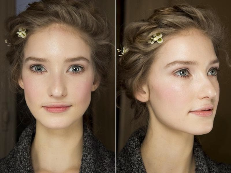 Valentino Couture Inspired Make-up