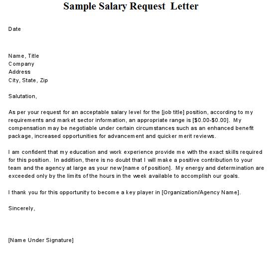 Loan Proposal Letter Sample