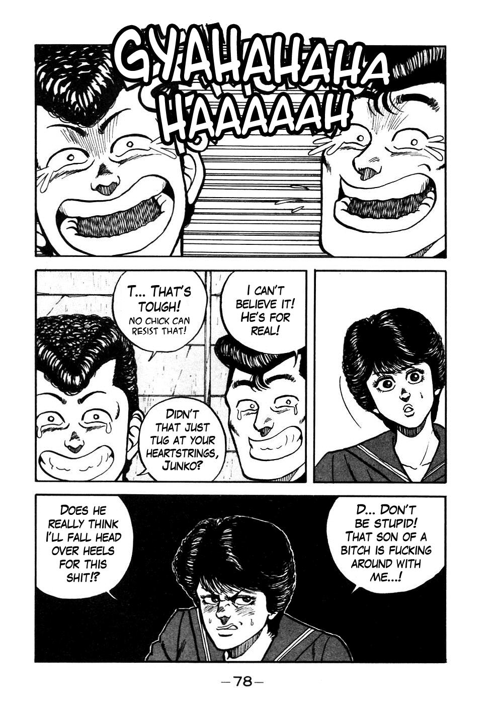 Be-Bop High School - Chapter 44
