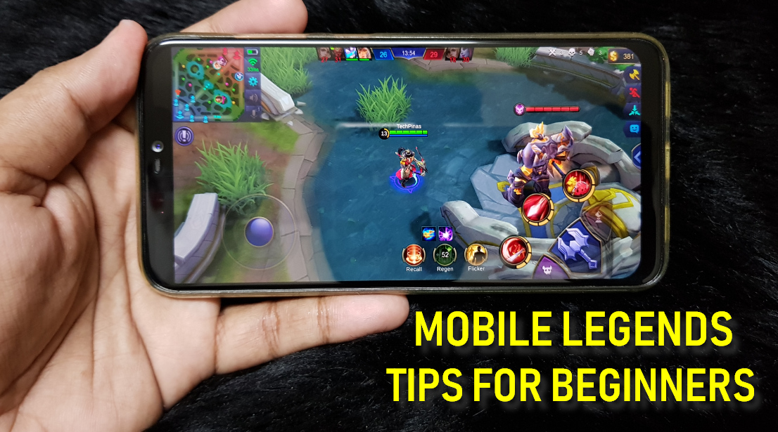 Mobile Legends Bang Bang Tips