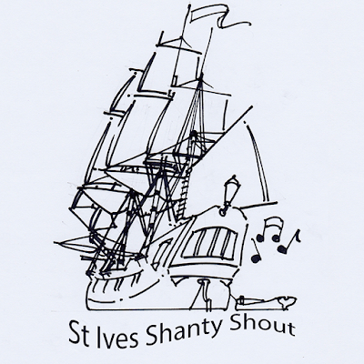 St Ives Shanty Shout 2018