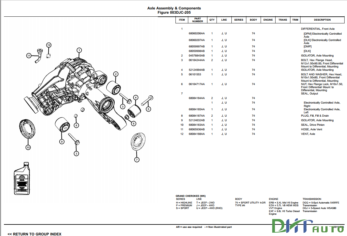 Jeep Wrangler Owner Manual