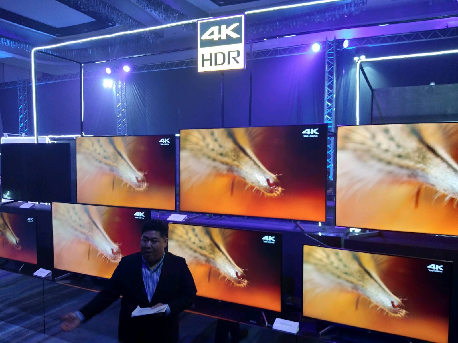 Sony Bravia 2018 OLED and LED 4K HDR TV Series Announced