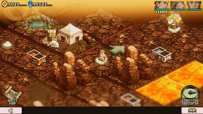 Reversiquest 2 Game Screenshot 4