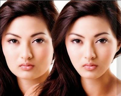 3 astuces pour maigrir du visage ... sans chirurgie!