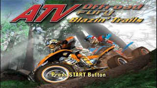 Cheat ATV Offroad Fury: Blazin' Trails PSP Lengkap