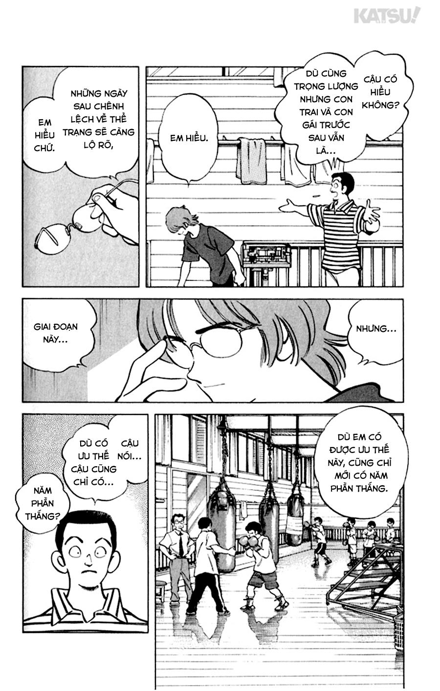 Katsu! chương 028: giai đoạn này trang 6