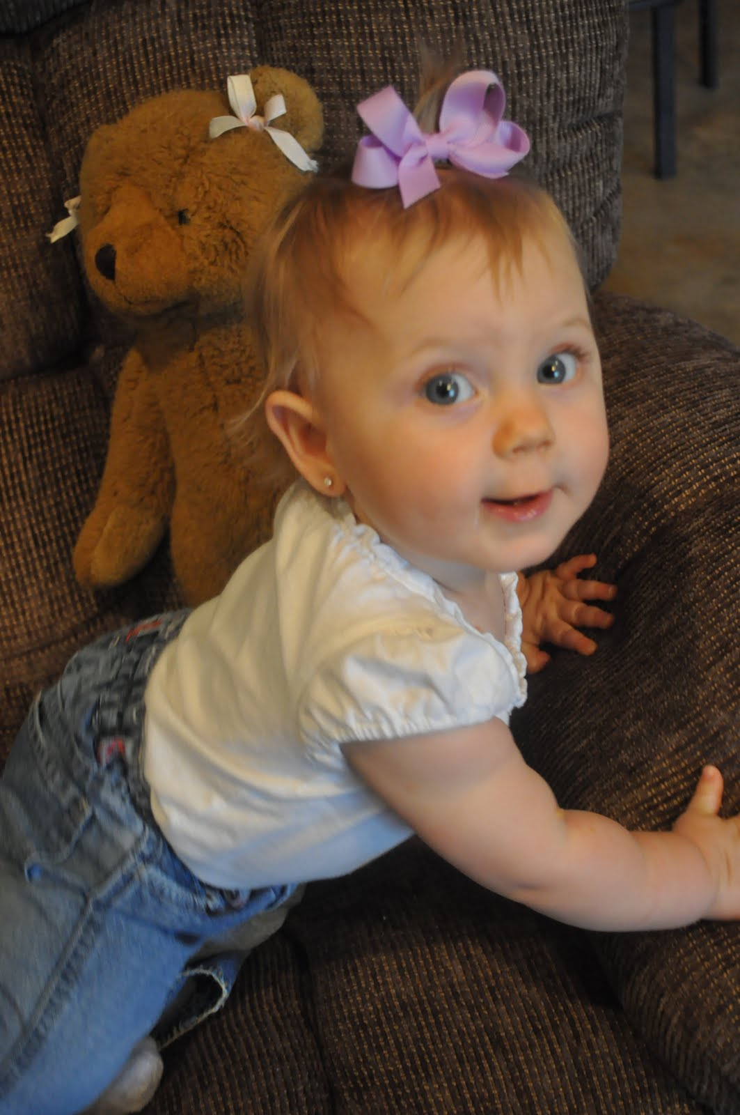 heidbrink happenings: 10 Months...a little late