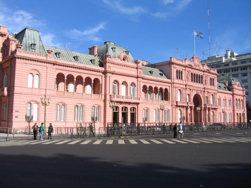 Learn Spanish in Buenos Aires History of La Casa Rosada