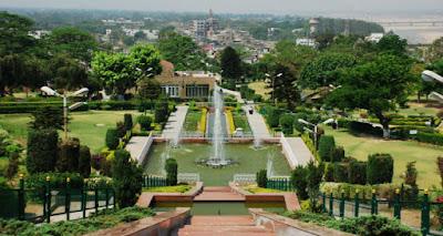 Bagh-e-bahu in Jammu Kashmir