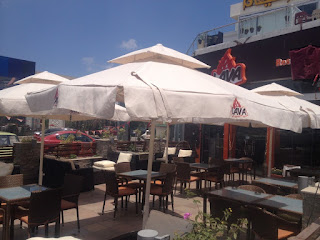 مظلات مقاهي - مظلات كافية