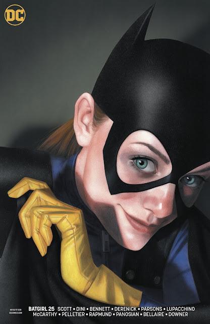 Batgirl #25 - DC COMICS