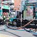 Cagece retira mais 430 toneladas de resíduos da rede coletora de Fortaleza