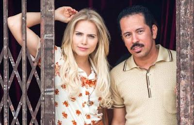 """Cine Holliúdy: Protagonista brinca com seu galã feio: """"Não precisa ser bonito"""""""