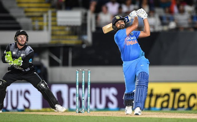 रोहित शर्मा ने T20 में सबसे अधिक रन बनाने का रिकॉर्ड बनाया