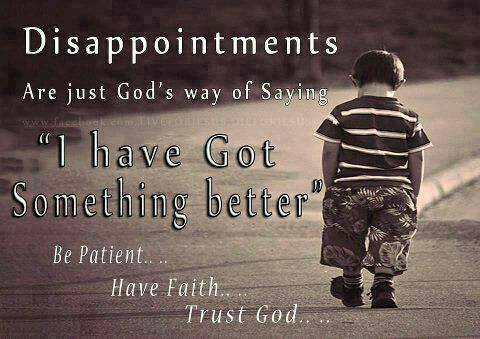 Hold Onto This Journey : Be Patient, Have Faith and Trust God