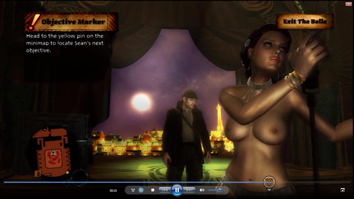 Saboteur porn sexy clips