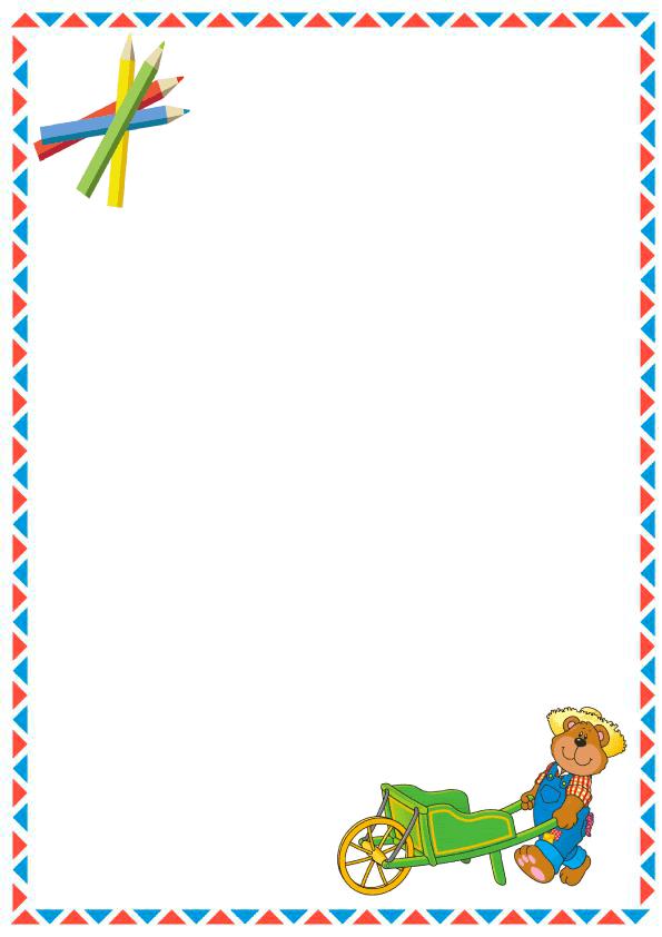 Caratulas de cuadernos para niños y  niñas de inicial de osito