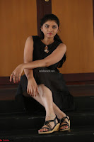 Khanishka new telugu actress in Black Dress Spicy Pics 30.JPG
