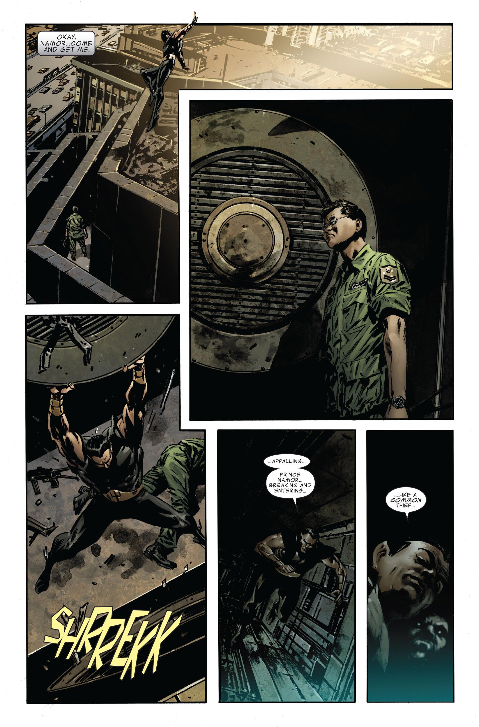 Read online Captain America (2005) comic -  Issue #47 - 14