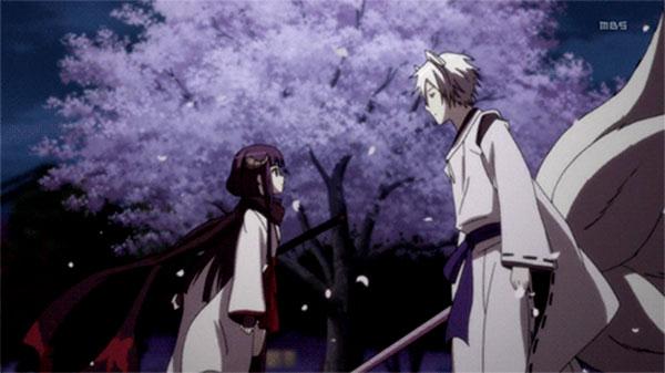 Inu x Boku SS - Anime romance terbaik lelaki tinggi perempuan pendek