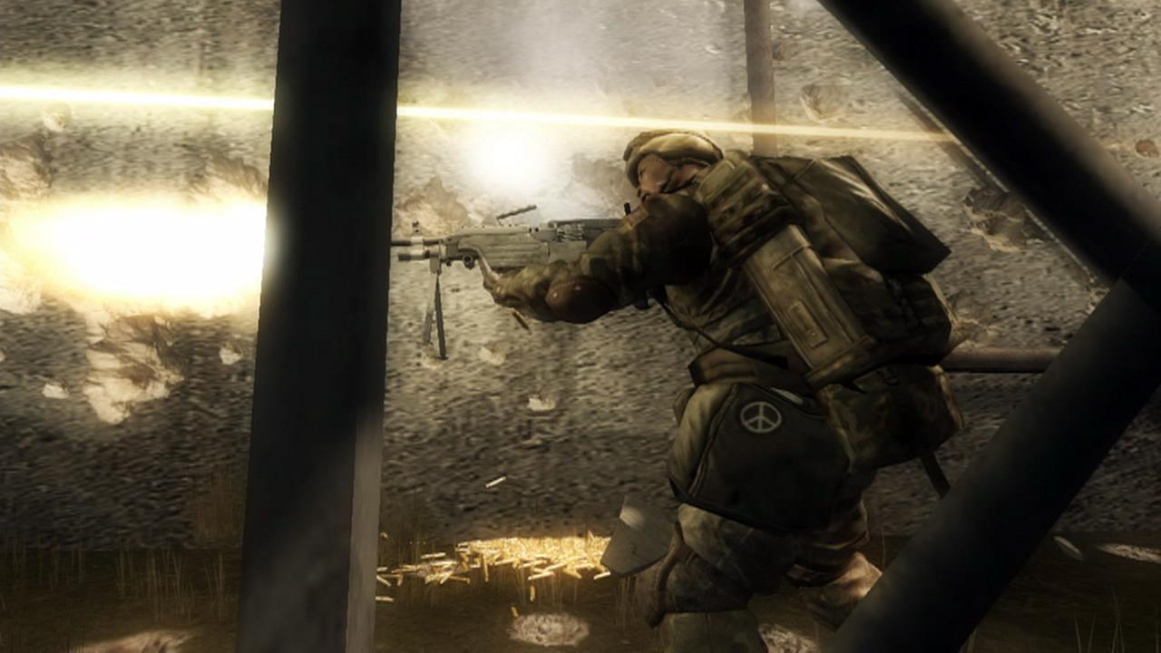 metal island from battlefield 2: modern combat - level-up