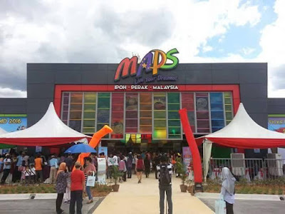 Ipoh Movie Animation Park Studio MAPS