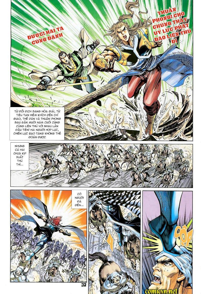 Đại Đường Uy Long chapter 90 trang 32