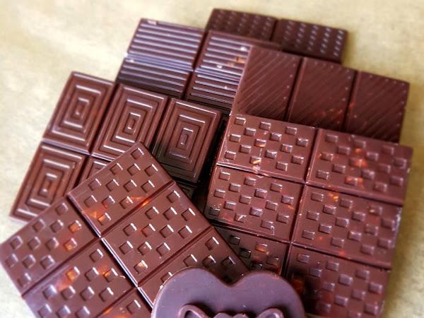 Ev Yapımı Şekersiz Çikolatalar