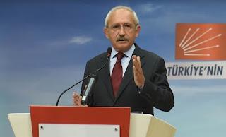 Kilicdaroglu: Ο Erdogan δεν ζήτησε πίσω τα 18 νησιά που έχει καταλάβει η Ελλάδα