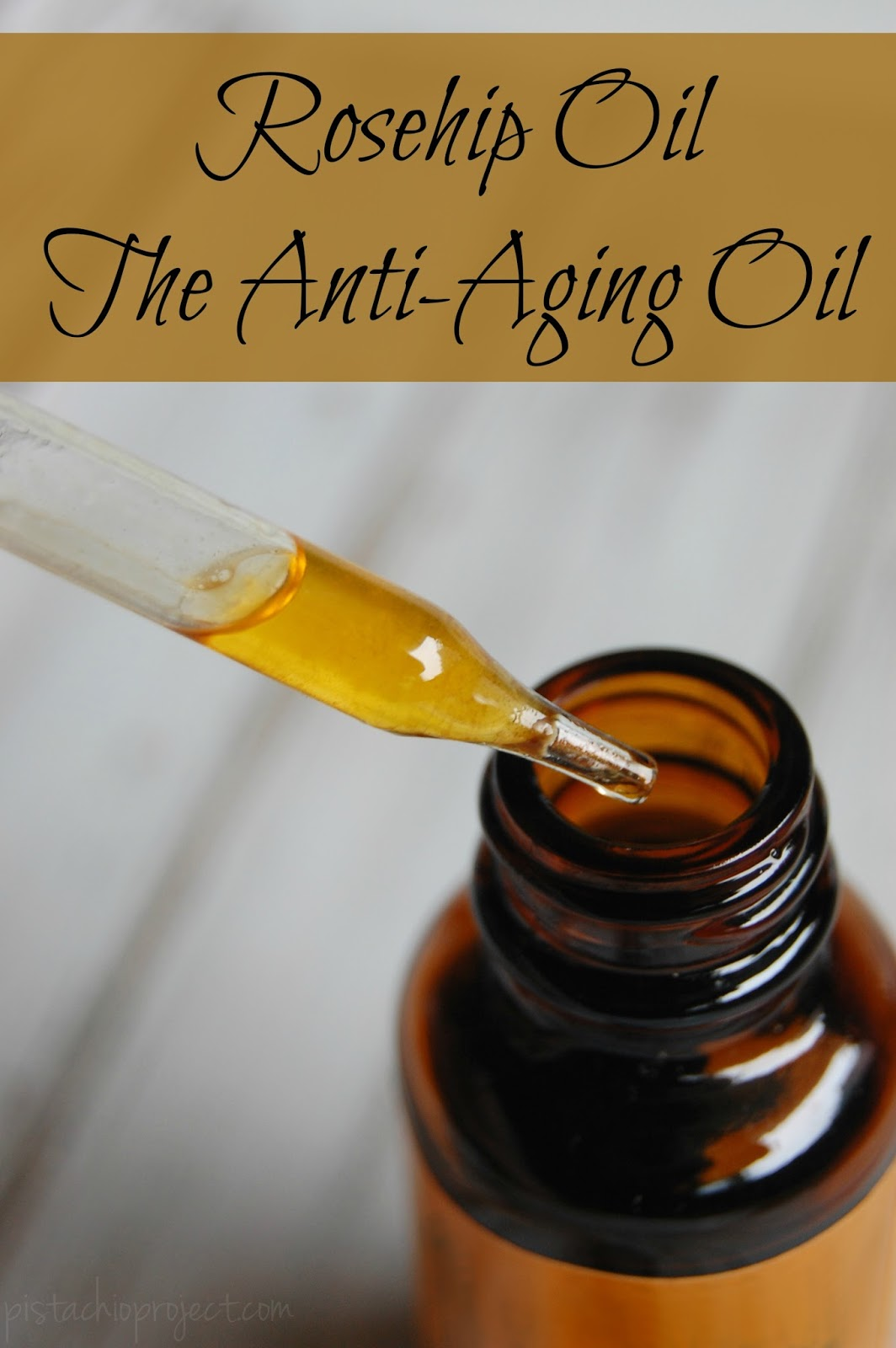 Rosehip Oil - The Anti-Aging Oil - Great moisturizer, Reduce wrinkles, Fade scars and age spots, Helps fight pre-mature aging, Can help treat eczema and psoriasis, Evens out skin tone!