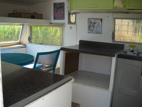 Used Rvs 1970 Aristocrat Vintage Camper For Sale By Owner