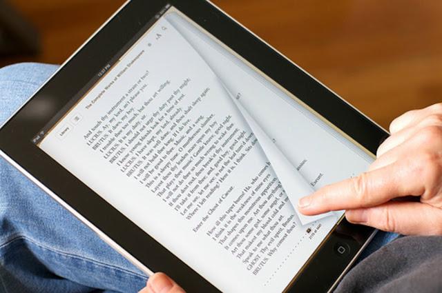 Lebih Mengenal eBook Serta Asal Usulnya