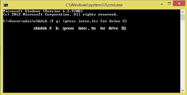 How to fix Drive not accessible the file or directory corrupted or unreadable