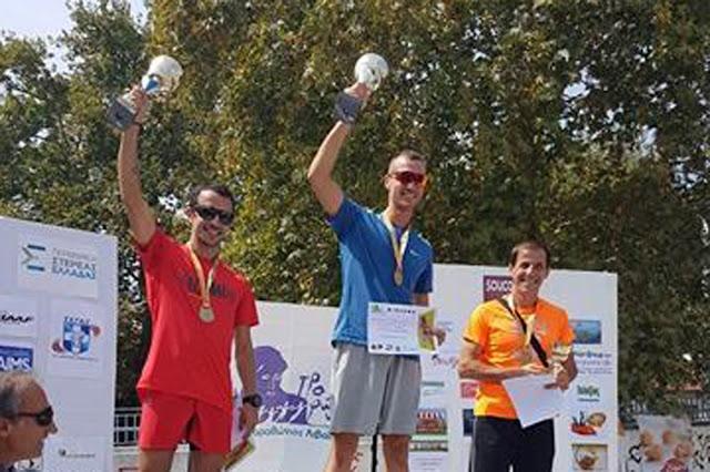 Σημαντική νίκη του Γιώργου Καλαπόδη αθλητή του ΑΟ Ποσειδώνα Λουτρακίου