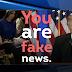 WATCH: TRUMP CALLS CNN 'FAKE NEWS'