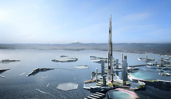 日本に高さ1700mのビルができる?世界中に建設予定、ハイパービルディング 【Architecture】
