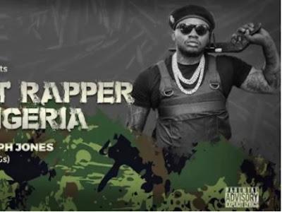 [MUSIC] Khaligraph Jones – Best Rapper In Nigeria (Blaqbonez Diss)